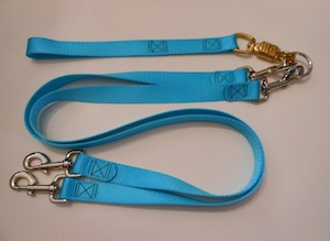 Pet Walker-Plus No-Tangle Leash